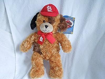 Build a Bear Beary Limited 2009 Edition Friend St Louis Cardinal Dog Plush