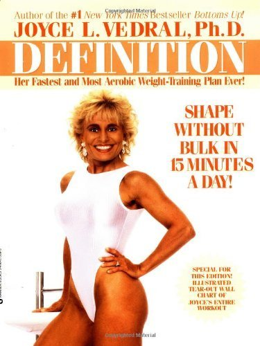 Definition: Shape Without Bulk in 15 Minutes a Day by Vedral, Joyce L. (1995) Paperback