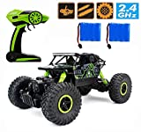 Best off road rc truck - 2.4Ghz 1/18 RC Rock Crawler Vehicle Car 4 Review