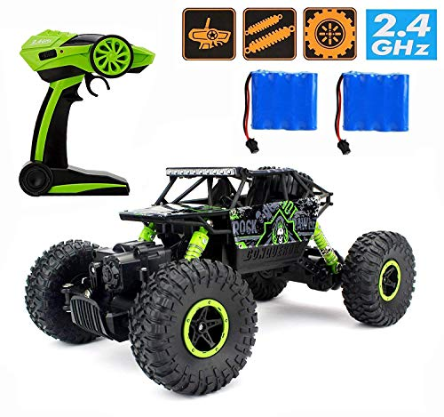 CR 2.4Ghz 1/18 RC Rock Crawler Vehicle Buggy Car 4 for sale  Delivered anywhere in Canada