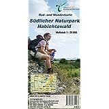 Südlicher Naturpark Habichtswald: Rad- und Wanderkarte