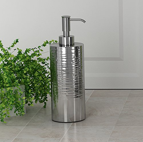 nu steel MET6H Metropolitan Soap Dispenser TATARA GROUP