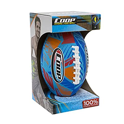 COOP Hydro Football, Blue/Red: Toys & Games