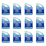 Windex Glass Cleaner Refill Commercial Line Original Powerized 128 oz. (12-Pack)