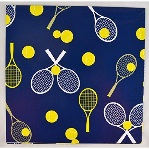 - Tennis Flat Gift Wrap - 20
