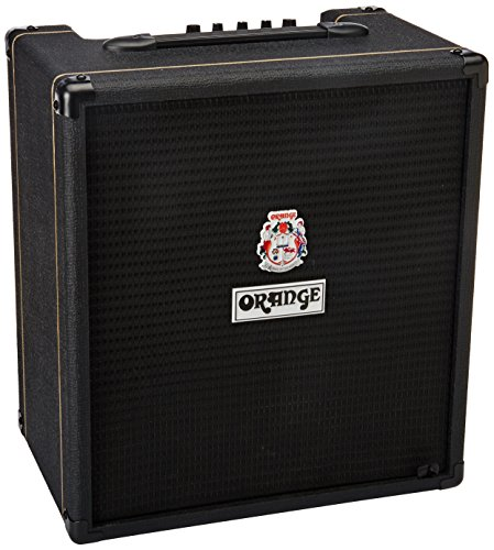 (Orange Amplifiers Crush PiX CR50BXT 50W 1x12 Bass Combo Amp Black (Black))