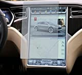 Screen Protectors (Anti-Glare twin pack) for Tesla Model S and Model X