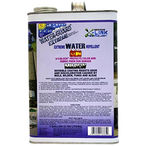 Atsko Sno-Seal Water-Guard Extreme Repellent, 1-Gallon by Atsko