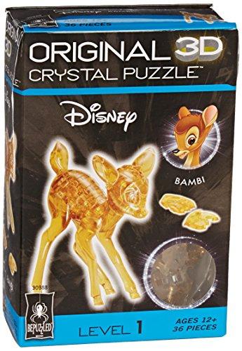 Original 3D Crystal Puzzle - - Bambi 3