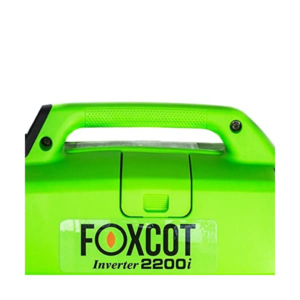 Generatore di Corrente Inverter 2,2 KW Foxcot GT-2200i silenziato 4 spesavip