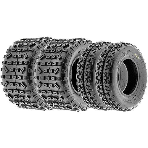 set of 4 quad tires - 7