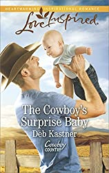 The Cowboy's Surprise Baby (Cowboy Country Book 3)