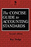 The Concise Guide to Accounting Standards, Roy Dodge, 0412396106