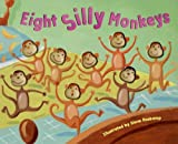 Eight Silly Monkeys, , 1581175779