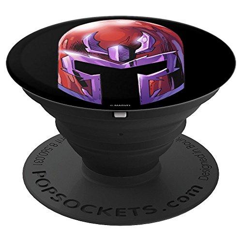 Epic Helmets - Marvel X-Men Magneto Super Epic Big Helmet - PopSockets Grip and Stand for Phones and Tablets