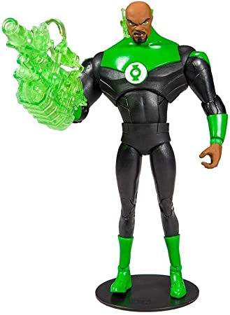 Boneco Dc Comics Animated Lanterna Verde - Fun Divirta-se