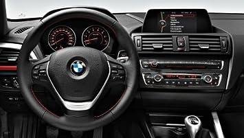 Amazon Com Genuine Bmw F20 Steering Wheel Cover Black
