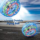 Veook Flying Ball Toys 360° Rotating Fly Space Orb