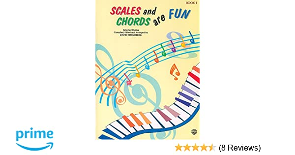 Scales And Chords Are Fun Bk 1 Major Selected Studies