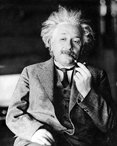 Albert Einstein 8 x 10/8x10 Photo Picture -