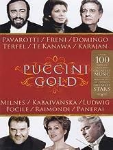 Puccini Gold [DVD]