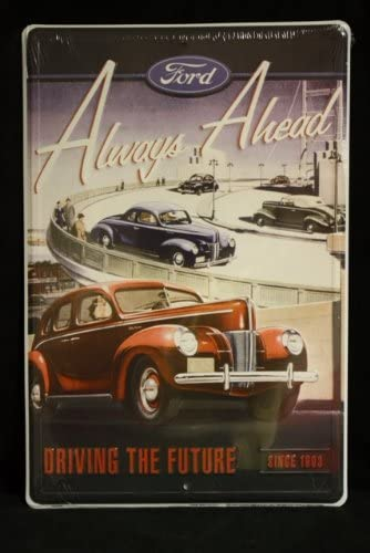 Ford Always Ahead Driving the Future Since 1903