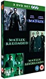 Complete Journey - Matrix/Matrix Reloaded/Matrix Revolutions [Import anglais]