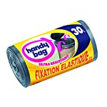 Handy-bag-4-rollos-de-15-bolsas-de-basura-30-L-asas-correderas-fijacion-Elastico-Ultra-Resistente-antigoteo-53-x-63-cm-gris-oscuro-opaco