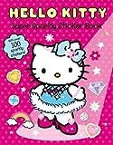Hello Kitty Super Sparkly Sticker Book (Hello Kitty)