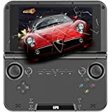 GamePad Digital GPD XD (32 GB) - Android Quad-Core Gaming Console 5'' avec émulateurs et ROM pour PlayStation, PSP, Nintendo 64, Gameboy, Sega, Arcade Mame, Dreamcast