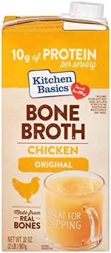 Kitchen Basics Original Chicken Bone Broth, 32 fl oz