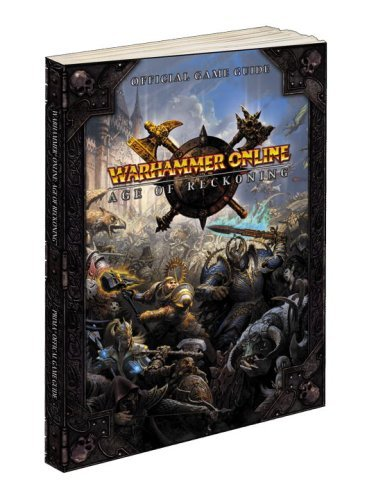 Warhammer Online: Age of Reckoning: Prima Official Game Guide Prima Official Game Guides by Mike Searle 2008-09-15: Amazon.es: Mike Searle: Libros