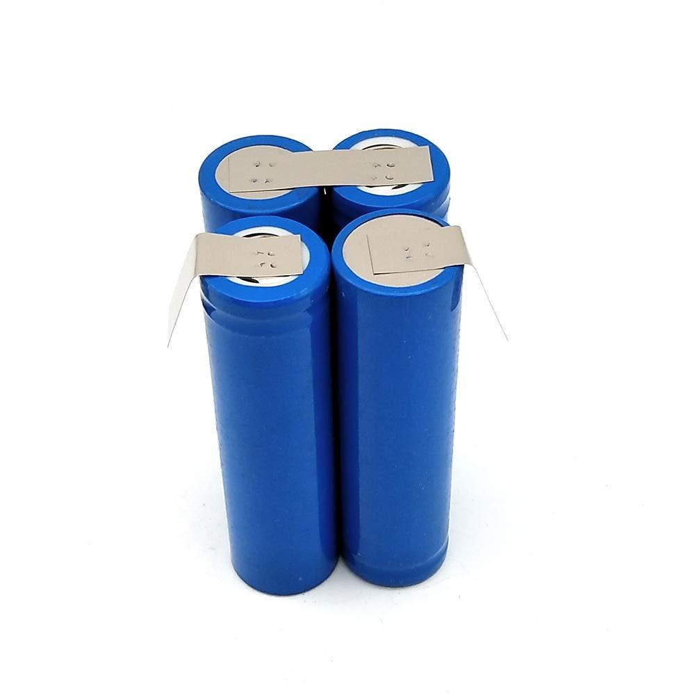 Seilylanka 3000mAh para REMS 14.4V Herramienta Bater/ía 571545 para autoinstalaci/ón