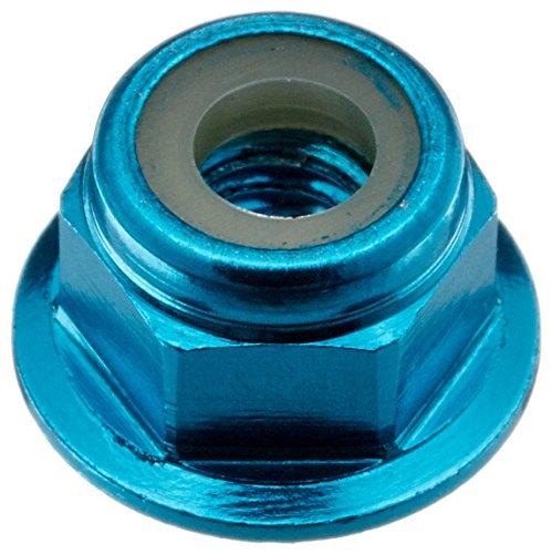Tamiya 53159 Anodized Aluminum Locknut 4mm 49 (5)