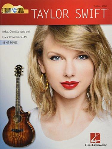 Taylor Swift - Strum & Sing Guitar [Swift, Taylor] (Tapa Blanda)