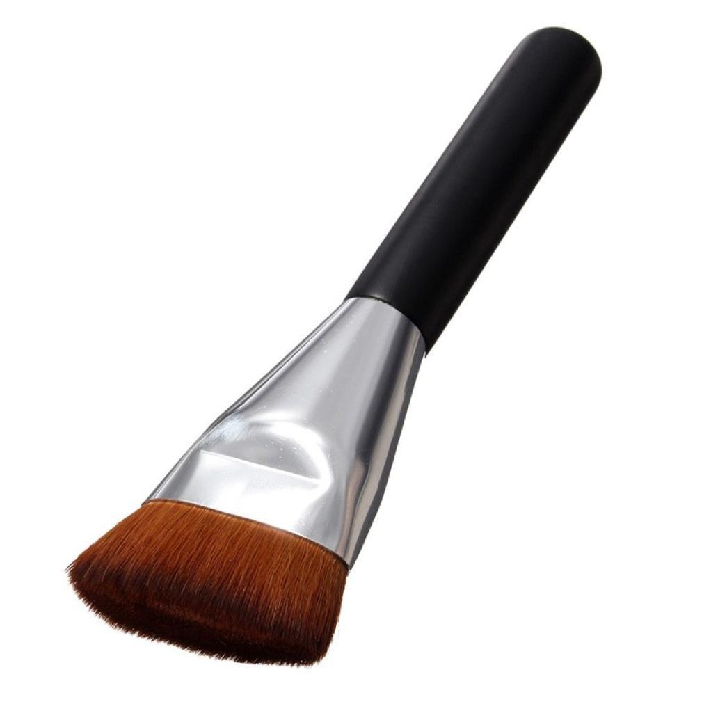 Hunputa Flat Contour Makeup Brush (As picture show)