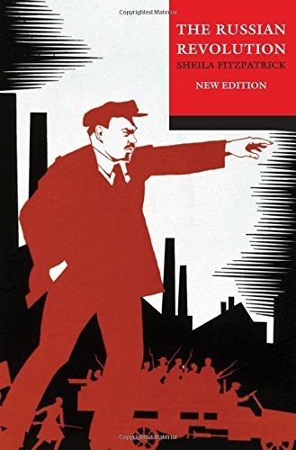 The Russian Revolution by Sheila Fitzpatrick (2008-03-20)