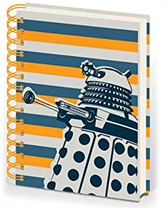 "Doctor Who - Dalek Journal / Notebook (Size: 6"" x 8"")"