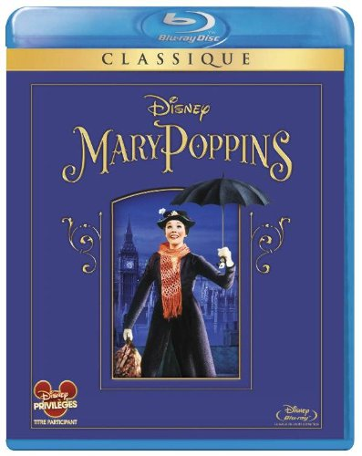 Marry Poppins [Blu-ray] (Mary Poppins 50th Anniversary Edition Blu Ray)