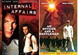 Richard Gere Set - An Officer & a Gentleman & Internal Affairs 2-Movie Set