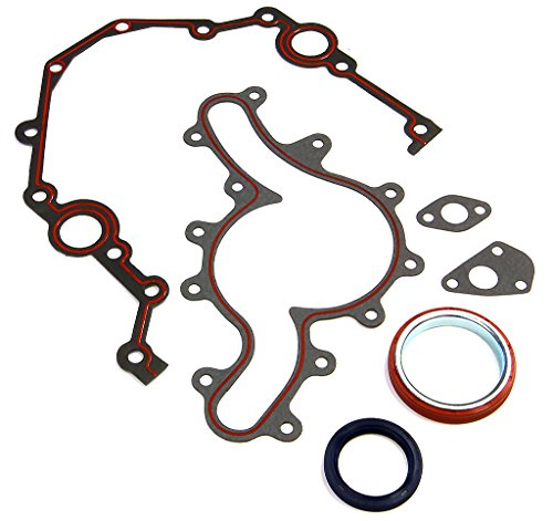 Oil Seals 97-11 Ford 4.0L SOHC V6 Engine Timing Chain Gear Kit Cover Gasket