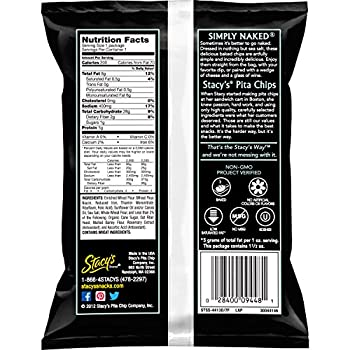 Stacy's Pita Chips Variety Pack, 1.5 Ounce (Pack Of 24) 5