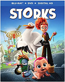 Storks on Blu-ray + DVD + Digital HD Ultraviolet