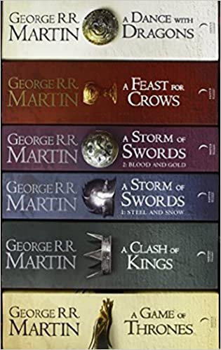 buy a song of ice and fire book online at low prices in a buy a song of ice and fire book online at low prices in a song of ice and fire reviews ratings in