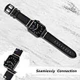 iBazal Compatible with Apple Watch Band 42mm