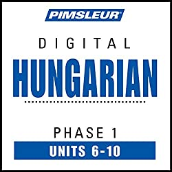 Hungarian Phase 1, Unit 06-10