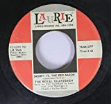 THE ROYAL GUARDSMEN 45 RPM Snoopy Vs. The Red Baron / I Needed You
