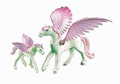 - Playmobil Add-On Series - Pegasus with Foal
