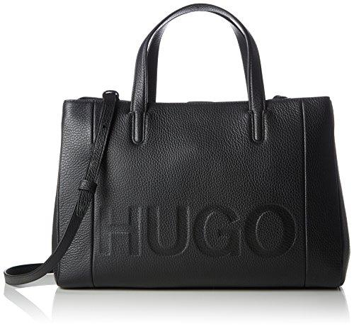 Black H Tote Noir Cabas B T 15x24 x 5x36 femme cm HUGO Mayfair 6qwPXX