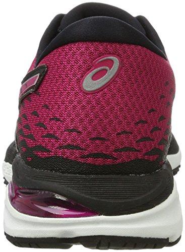De T7b8n9093 Peacock Mujer Negro black Para Pink Running Zapatillas Asics Silver TCqwFxP